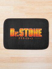 Dr. STONE - Anime / Manga Logo Bath Mat