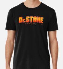 Dr. STONE - Anime / Manga Logo Premium T-Shirt