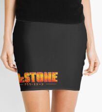 Dr. STONE - Anime / Manga Logo Mini Skirt