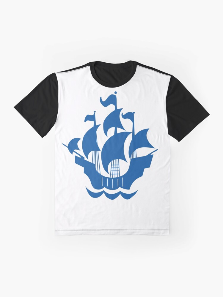 Alternate view of NDVH Blue Peter Graphic T-Shirt