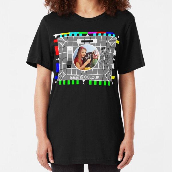 NDVH Testcard F Slim Fit T-Shirt