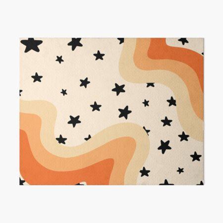 Stars Tapestry 1 Art Board Print