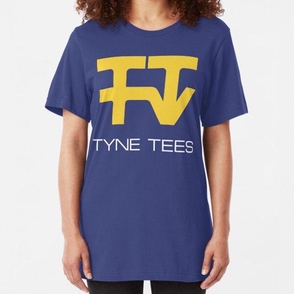 NDVH Tyne Tees Slim Fit T-Shirt
