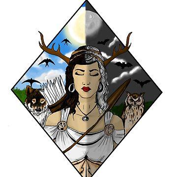 Artemis by Rakondite