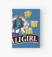 St Kali Girl Hardcover Journal