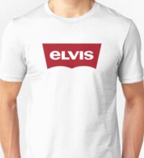 Red Label Elvis Unisex T-Shirt