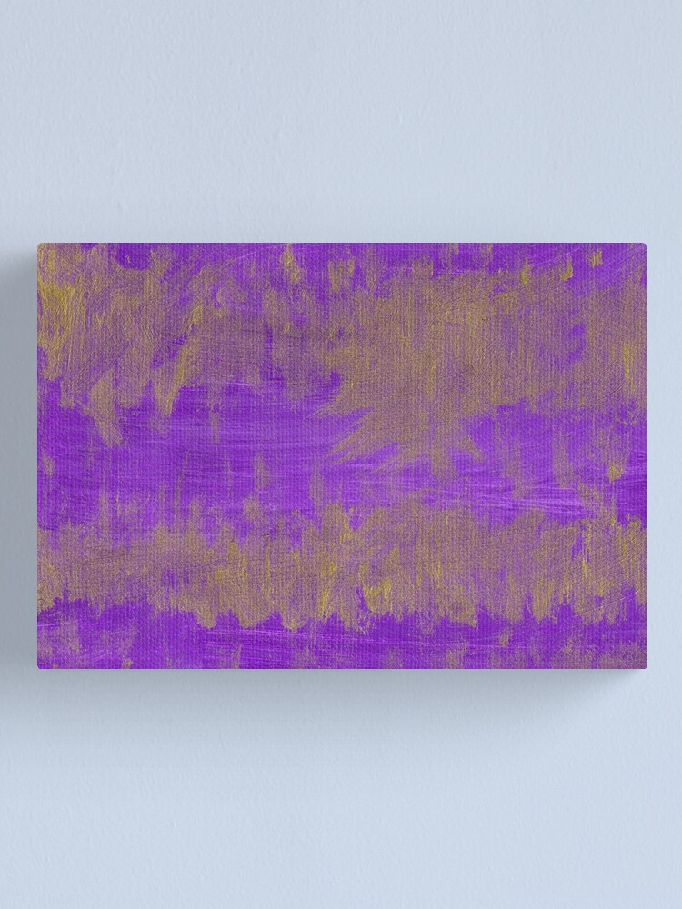 Alternate view of The Abstract Abstract Canvas Print