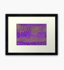 The Abstract Abstract Framed Print