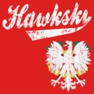 Hawkski Chicago Polish Fan by PolishArt