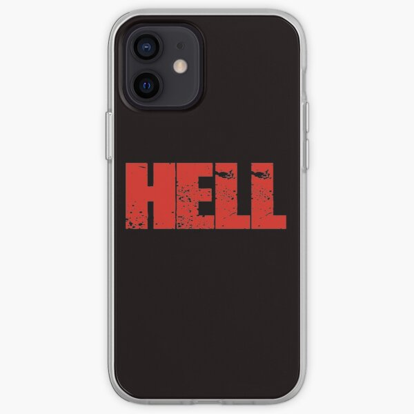 HELL iPhone Soft Case