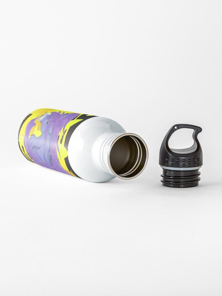Alternate view of Wild Horse Purple Water Bottle