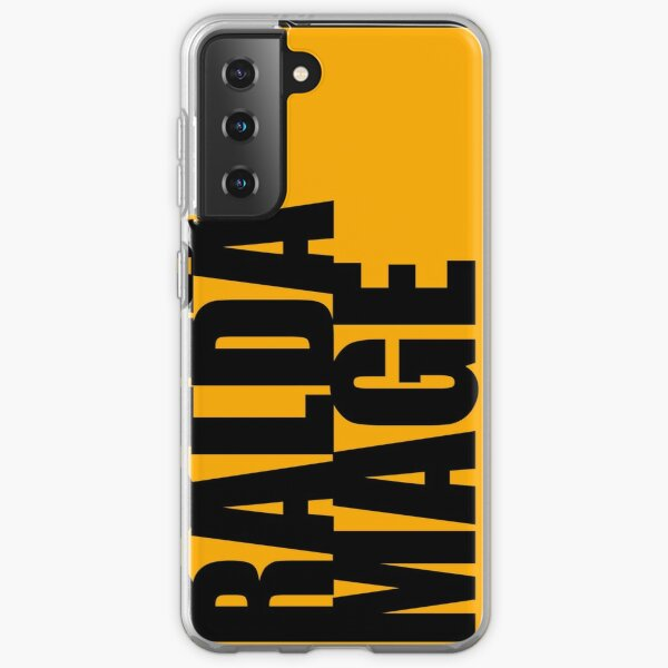 COLLATERAL DAMAGE sign-off Samsung Galaxy Soft Case