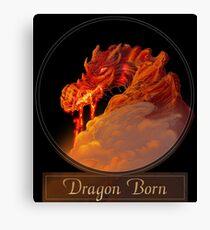 Dragon Born Canvas Print