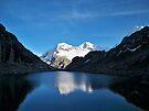 Alpine Reflection by Sun Dog Montana