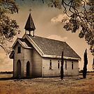 Step back in time (Country Church) by amko