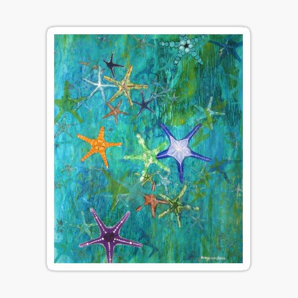Starfish 2 Sticker