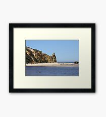 Aireys Inlet, Victoria, Australia  Framed Print