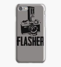 Flasher Camera iPhone Case/Skin