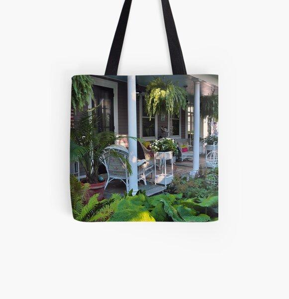 Oasis  All Over Print Tote Bag