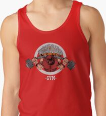 Juggernaut Gym Tank Top