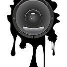 Grunge Audio Lautsprecher von AnnArtshock