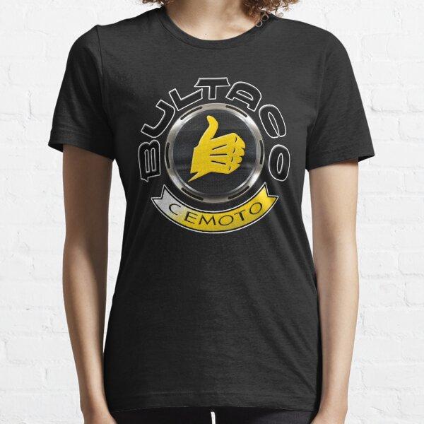 Motocicleta Bultaco Cemoto Camiseta esencial