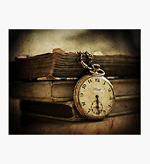 Story Time Photographic Print