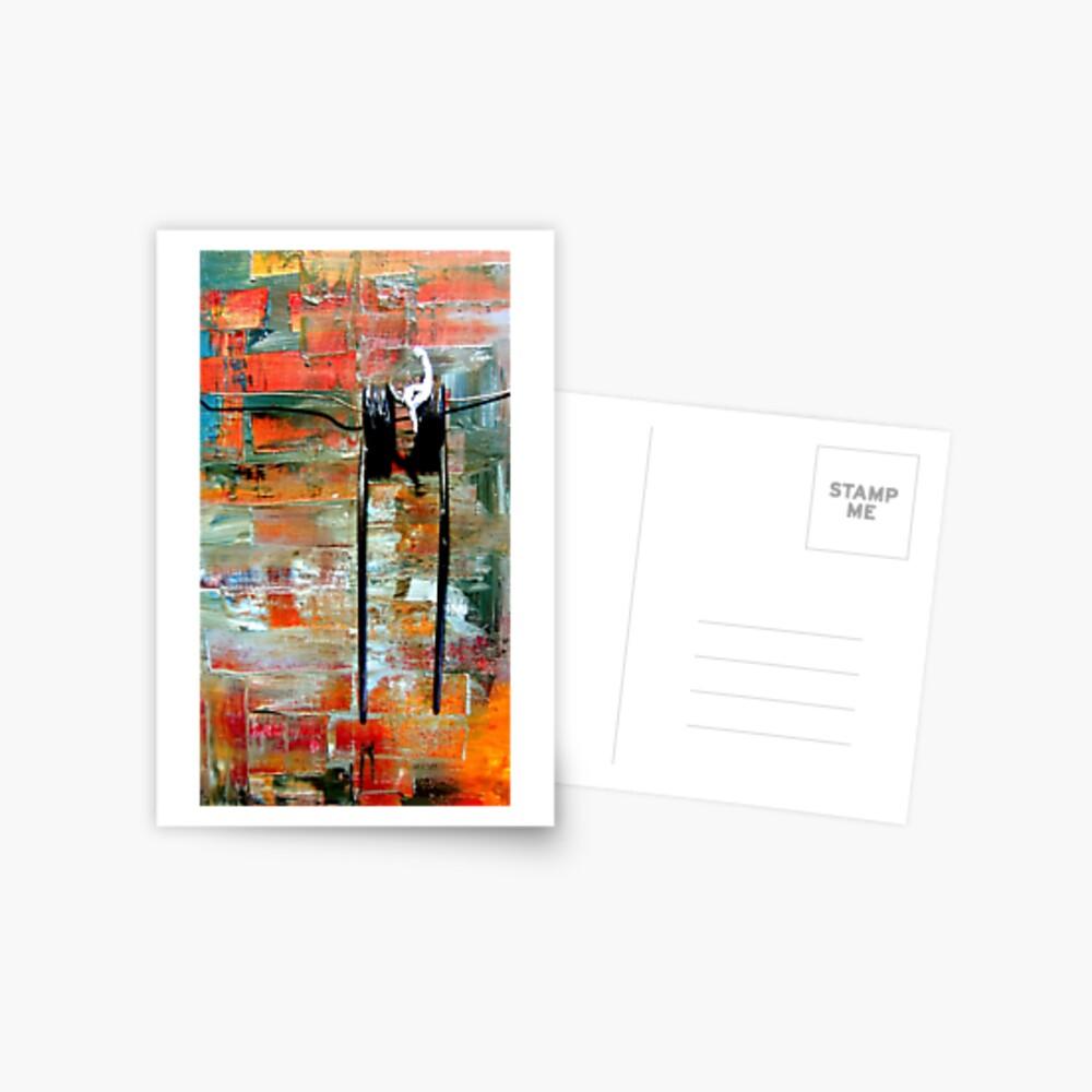 Equilibrio Postcard