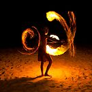 Playing with fire (3) by laurentlesax