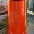 Table Mountain Post Box by IngridSonja