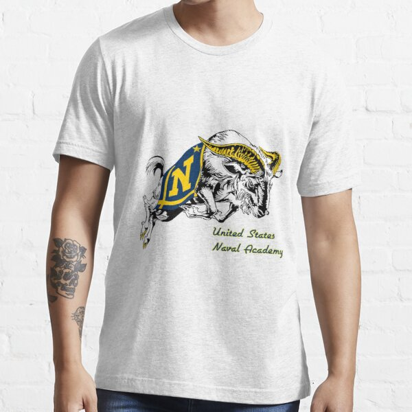 THE USNA Rampaging Goat! Essential T-Shirt