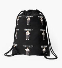Electricty bag Drawstring Bag