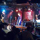 Dave Halls Jazz Band, Basement, Sydney by TonyCrehan
