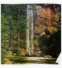 Morning Rush - Toccoa Falls Poster