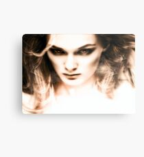 The visions of Laura Means. Metal Print