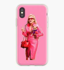 Vinilo o funda para iPhone Elle Woods Legally Blonde Bruiser Chihuahua
