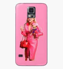 Elle Woods Legally Blonde Bruiser Chihuahua Case/Skin for Samsung Galaxy