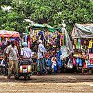 Market Day by Scott Carr