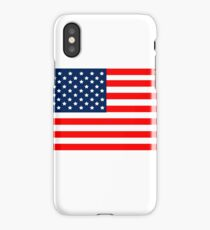 Flag of the United States of America iPhone Case/Skin
