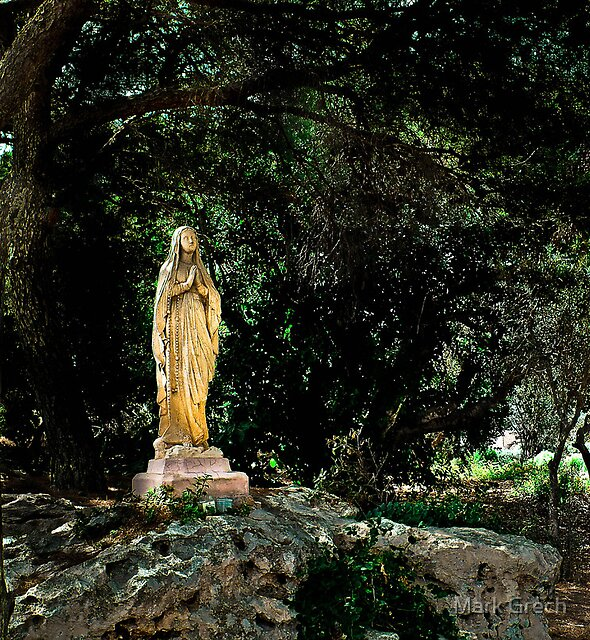 Tal-Virtu` Gardens 1 by Mark Grech