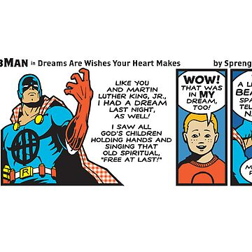 Dreams Are Wishes Your Heart Makes by RibMan