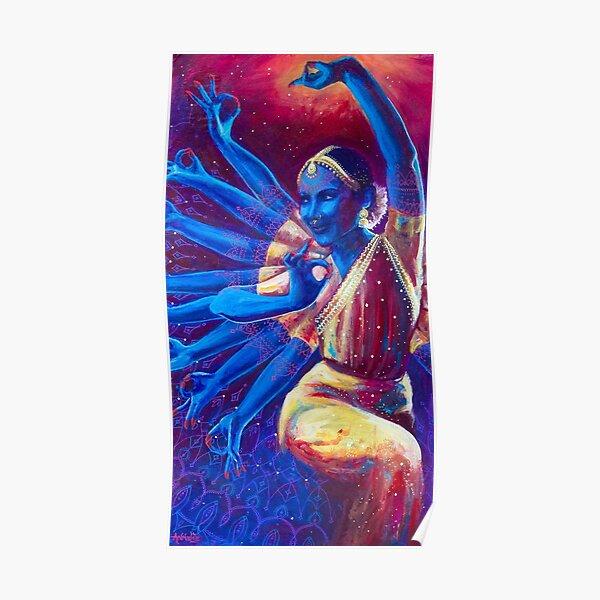 Goddess Nataraj Poster