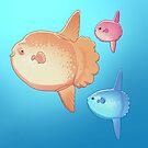 Mola Mola by Tami Wicinas