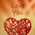 I love you by Kimberley Davitt