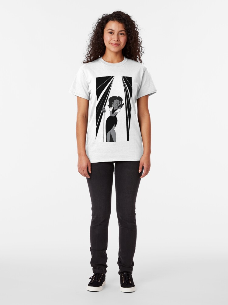 Alternate view of Vintage Singer Classic T-Shirt