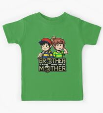 Another MOTHER - Ness & Travis Kids Tee
