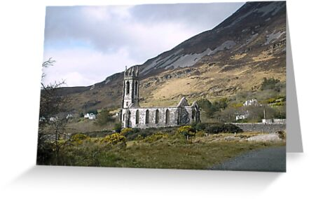 Church at the Poisoned Glen by Julesrules