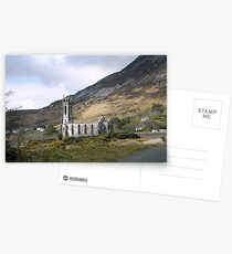 Church at the Poisoned Glen Postcards