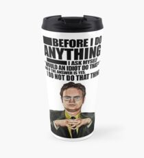 The Office - Dwight K. Schrute Travel Mug