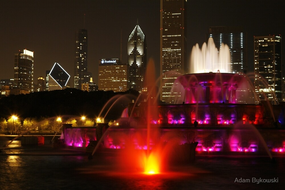 Come to Chicago by Adam Bykowski